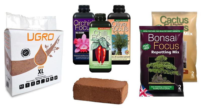 Houseplant Soil & Feed