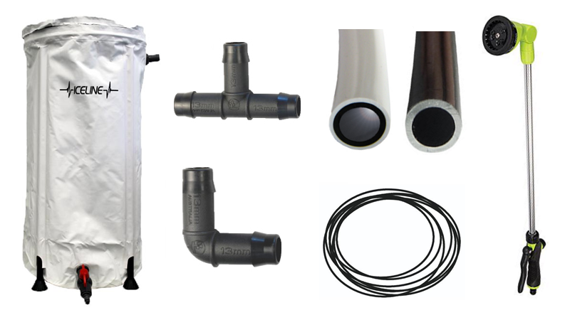 Irrigation Components