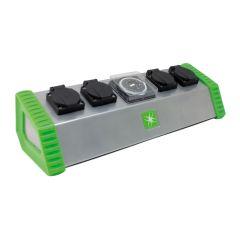 LUMii 4 Socket Contactor Timer 26 Amp