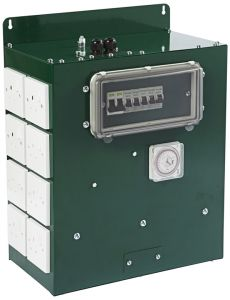 Greenpower Contactors  12 Way + 4 Non-Timed