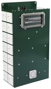 Greenpower Contactors Commercial 24 Way + 4 Non-Timed