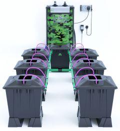 Alien AERO 6 Pot 15L Black Series