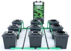 Alien RDWC 9 Pot 20L Black Series