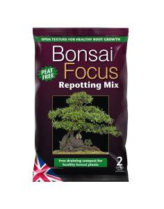 GT Bonsai Focus Repotting Mix 2L