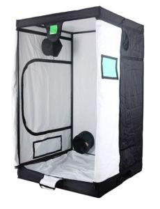 BudBox Pro XL White 120 x 120 x 200cm