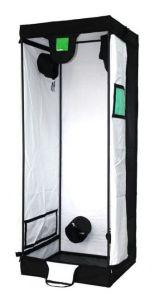 BudBox Pro Medium White 75 x 75 x 200cm