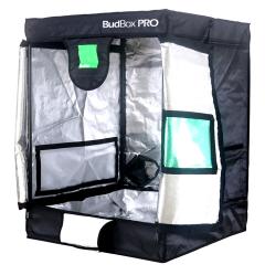 BudBox Pro Small Silver 75 x 75 x 100cm