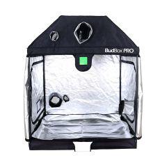 BudBox XL Plus-R Pitched Silver 150 x 150 x 180cm