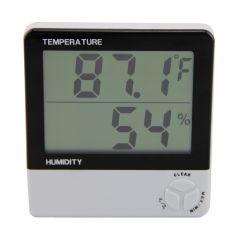 Digital Thermo Hygrometer Big Display