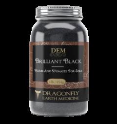 Dragonfly Earth Medicine Brilliant Black 454g
