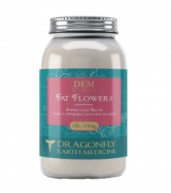 Dragonfly Earth Medicine Fat Flowers 454g