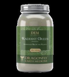 Dragonfly Earth Medicine Radiant Green 454g