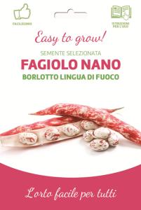 Borlotto Seeds 35g
