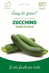 Courgette Seeds 8g