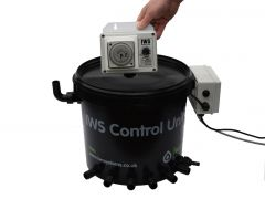 Flood & Drain Pro Control Unit with Remote Timer