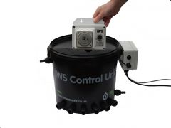 Flood & Drain Control Unit with Remote Timer