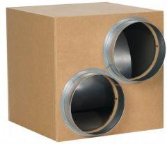 Bespoke MDF Acoustic Box Fan