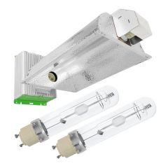 LUMii Solar 630W dual lamp CDM fixture