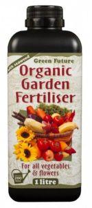 GT Organic Garden Fertiliser 1L