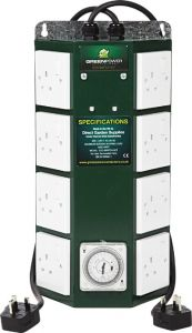 Green Power 8 Way Professional Contactor