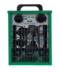 GroWarm 2kw Fan Heater