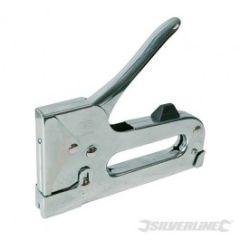 Heavy Duty  Staple Gun and Staples