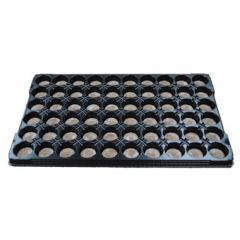 Support Tray for Soil Peat Plugs x 60