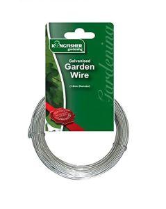 Galvanised Garden Wire 15m x 1.6mm
