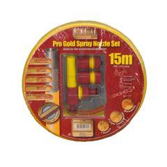 Pro Gold Spray Nozzle Set
