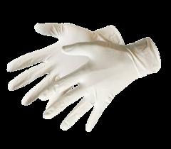 Latex Gloves 100pk