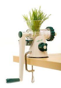 Lexen Healthy Wheatgrass Juicer