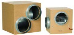MDF Acoustic Box fan