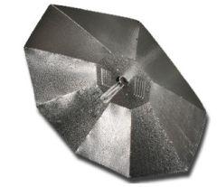 Parabolic Reflector Silver