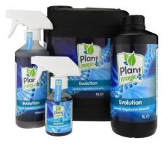 Plant Magic Evolution