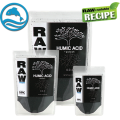 RAW Humic Acid 8 oz