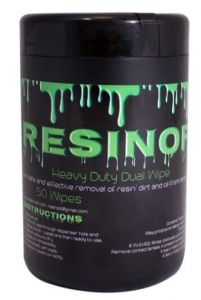 Resinoff - 50 Wipes