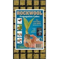 Rockwool Propagation Cubes - 48
