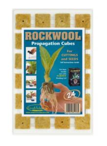 Rockwool Propagation Cubes - 24