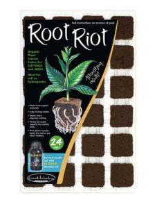 Root Riot 24 Cubes