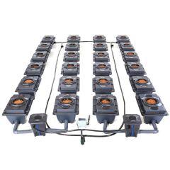 Rush RDWC 60L Pot System 100cm Centres