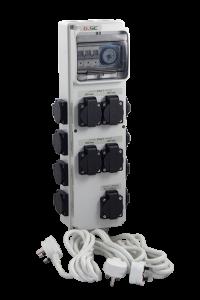 GSE Timer Box III 12Way + Heating