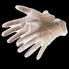 Vinyl Gloves 100pk