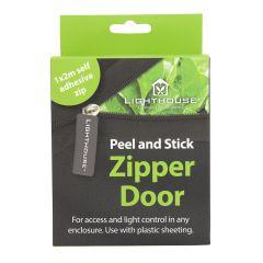 Peel & Stick Zipper 2m