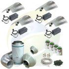 4 x 600w Light Kit 1