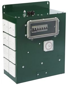 Greenpower Contactors 16 Way Commercial Unit