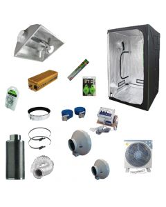 1.2 x 1.2M 600w 400v Aircooled Light Kit Tent