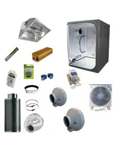 1.5 x 1.5M 600w 400v Aircooled Light Kit Tent
