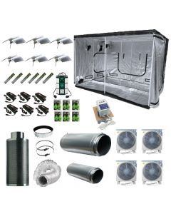 3M 6 x 600w Light Tent Kit
