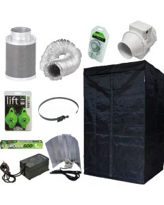 1.2 LightHouse LITE Tent with 600W Light Kit
