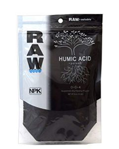 RAW Humic Acid 8 oz